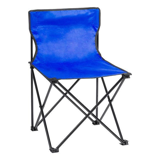 Flentul plážové křeslo - modrá