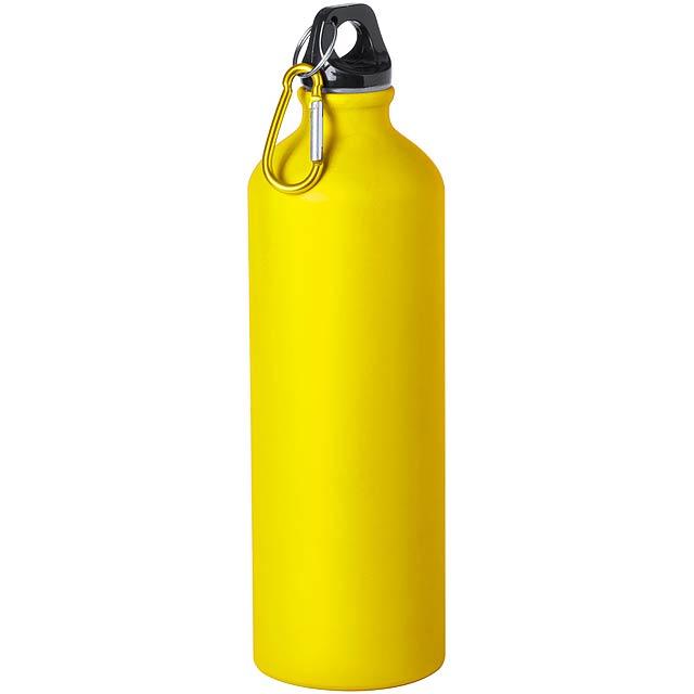 Delby sportovní láhev - žlutá