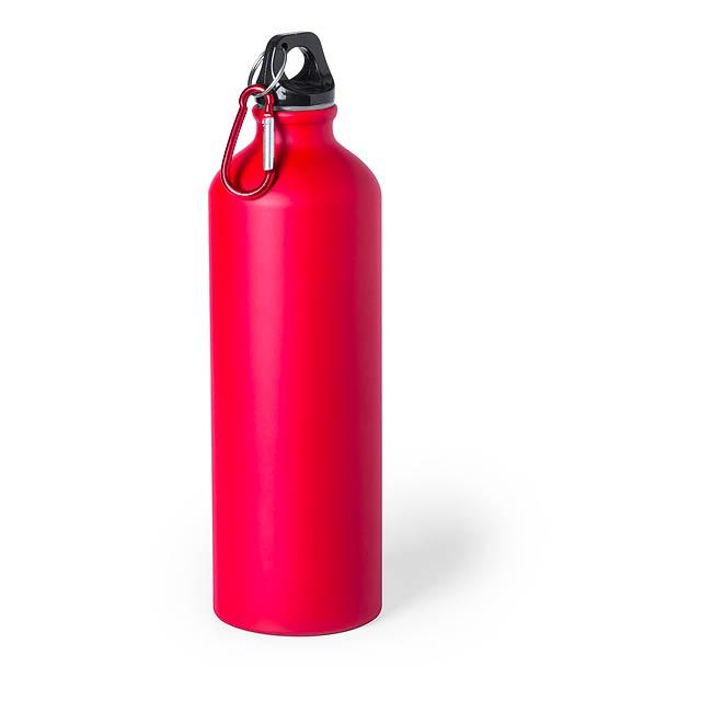 Delby sportovní láhev - červená