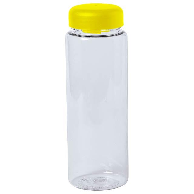 Kabort sportovní láhev - žlutá