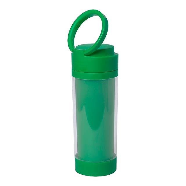 Scout sportovní láhev - zelená
