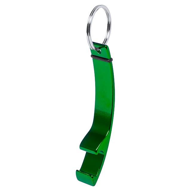 Milter otvírák na láhve - zelená