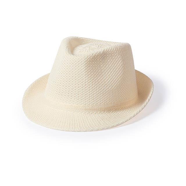 Bauwens klobouk - béžová