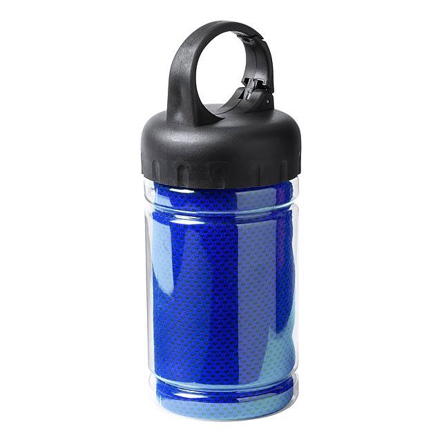 Rikat ručník - modrá