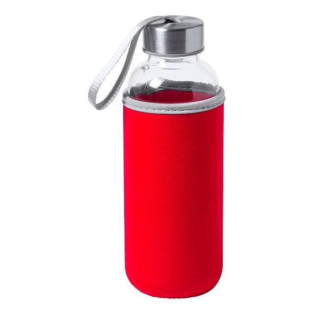 Dokath sportovní láhev - červená