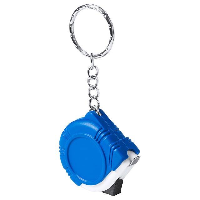 Harrol 1m svinovací metr - modrá