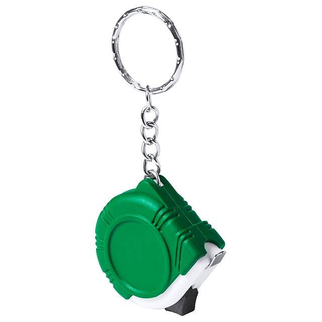 Harrol 1m svinovací metr - zelená