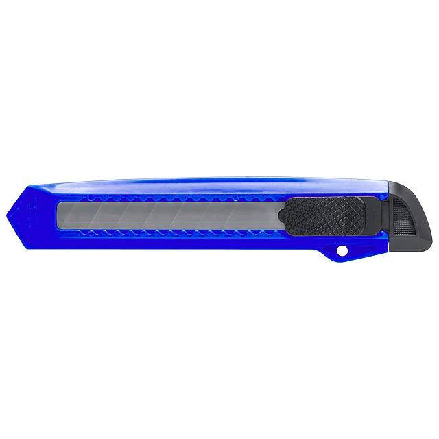 Koltom odlamovací nůž - modrá