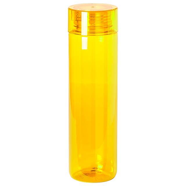 Lobrok sportovní láhev - žlutá