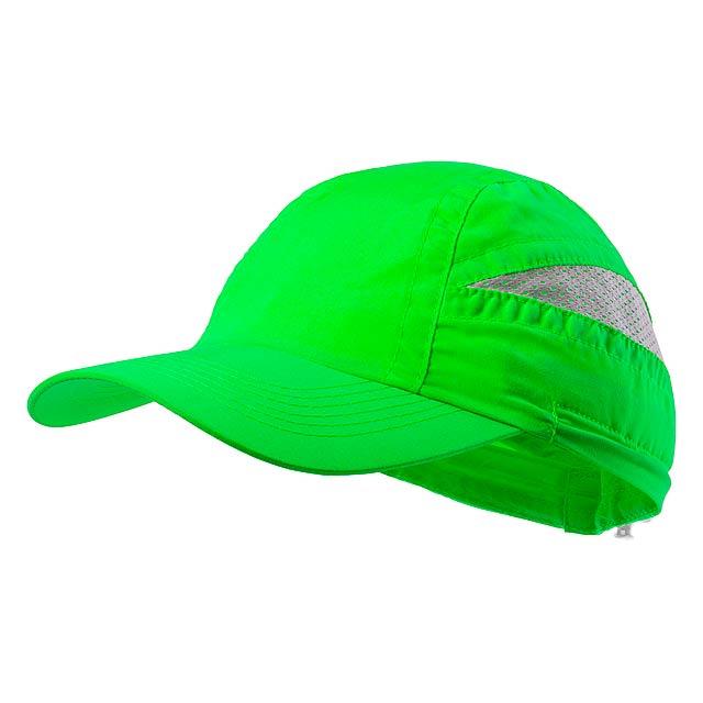 Laimbur baseballová čepice - zelená