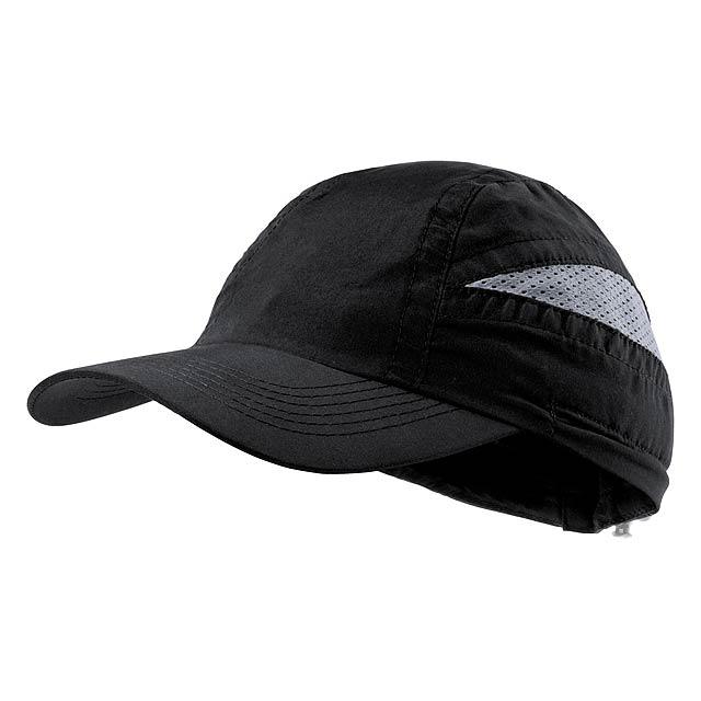 Laimbur - baseballová čepice - černá c9237afd29