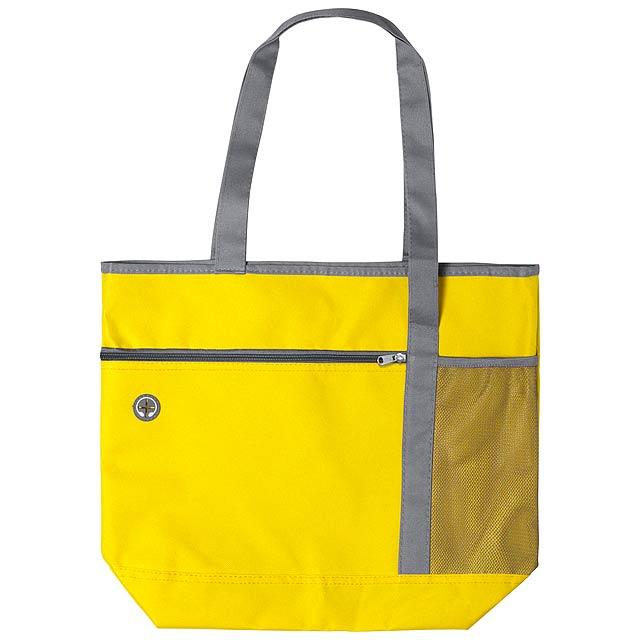 Daryan plážová taška - žlutá