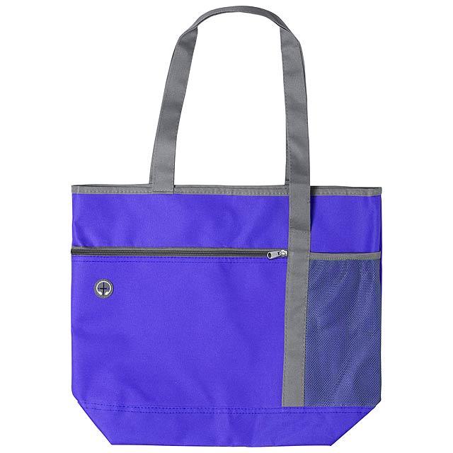 Daryan plážová taška - modrá