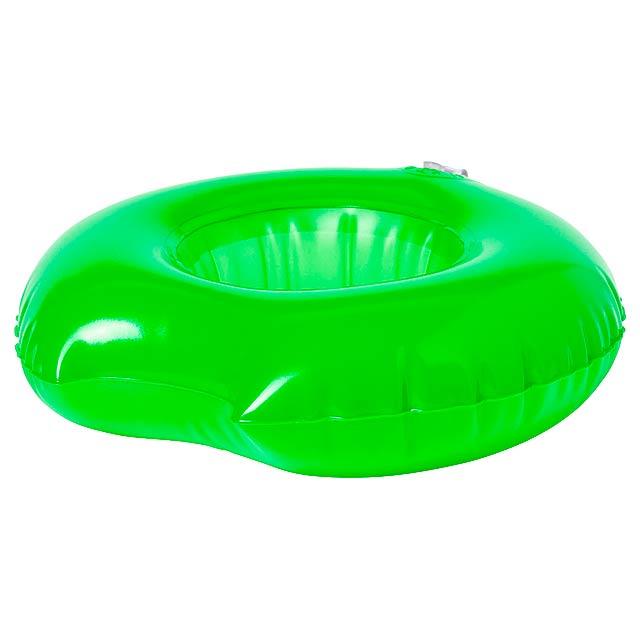Berton - drink holder - green