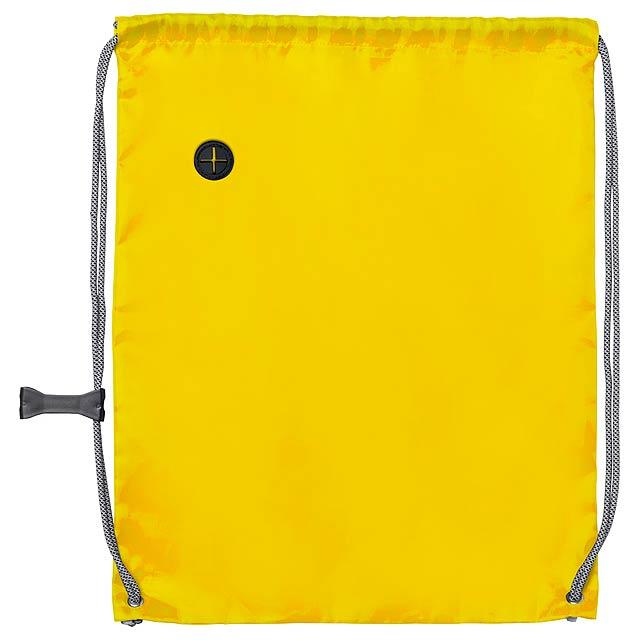 Telner vak na stažení - žlutá