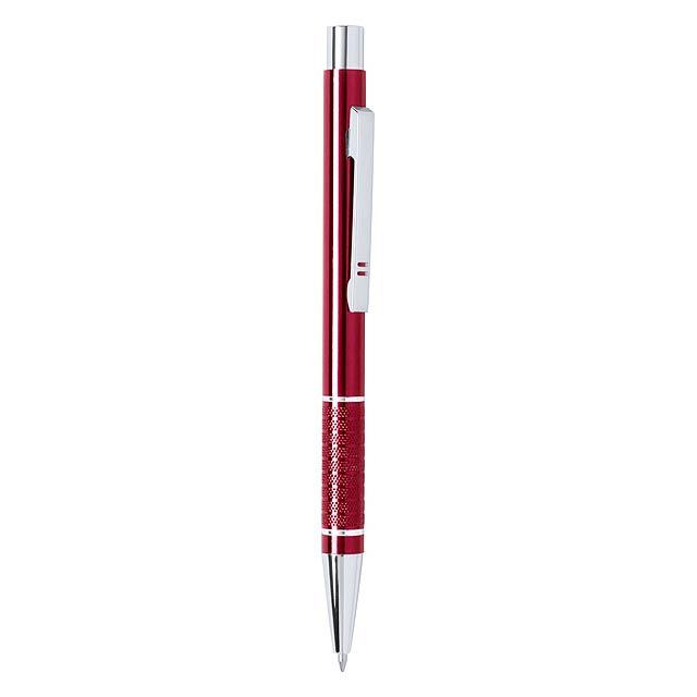 Beikmon kuličkové pero - červená