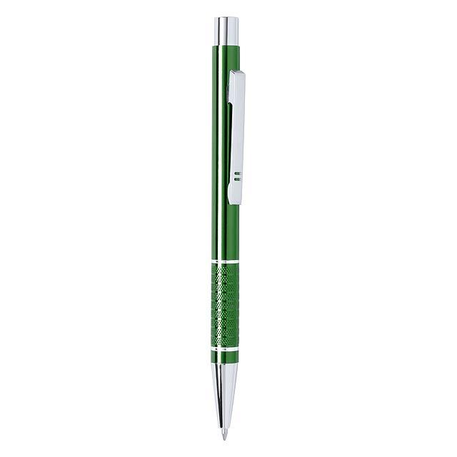 Beikmon kuličkové pero - zelená