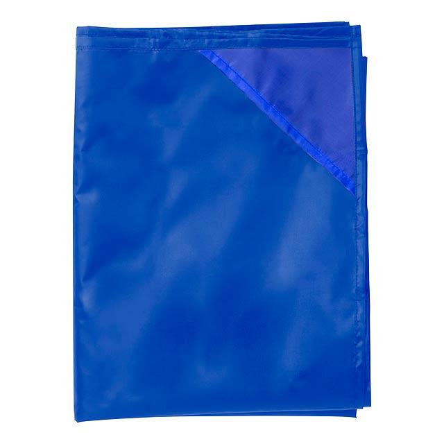 Zorlax plážová matrace - modrá