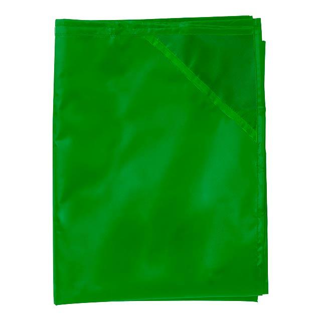 Zorlax plážová matrace - zelená