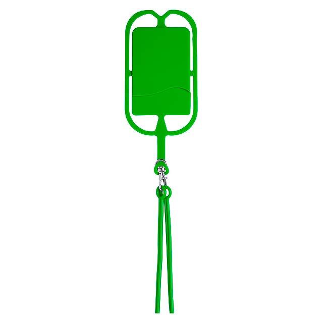 Veltux lanyard - zelená