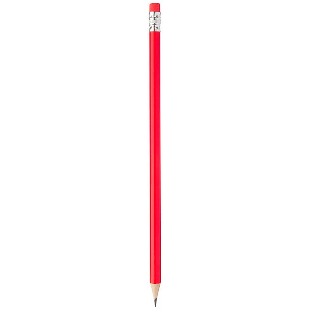 Melart - pencil - red