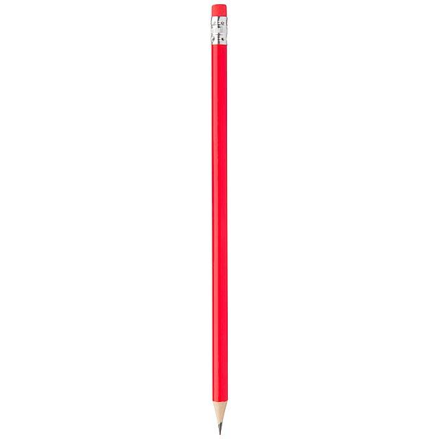 Melart - Bleistift - Rot