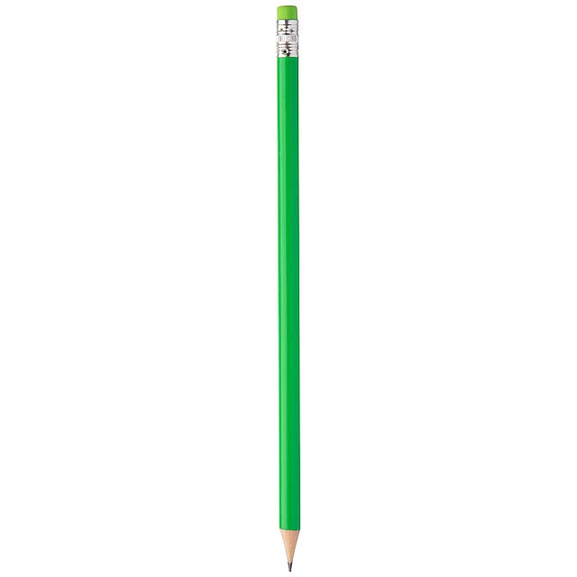 Melart - pencil - lime