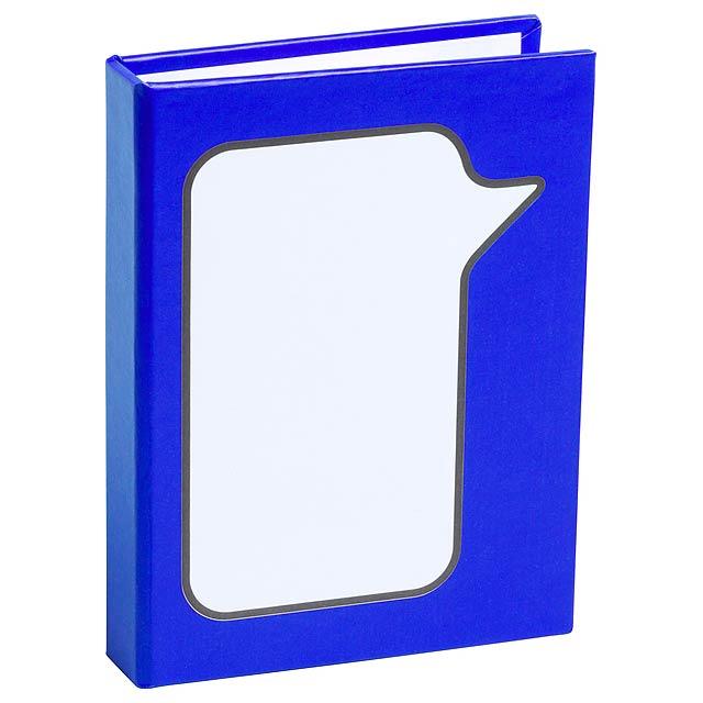 Dosan samolepící lístky - modrá