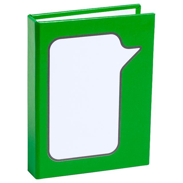 Dosan samolepící lístky - zelená