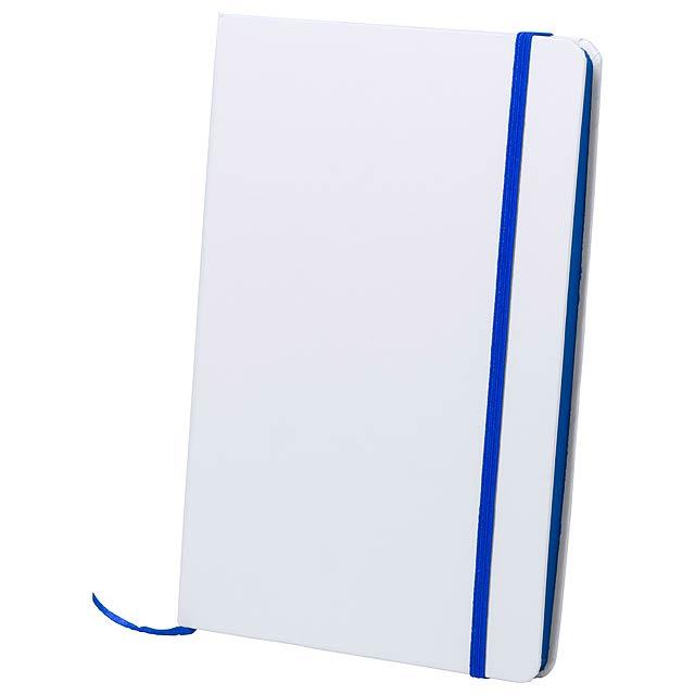 Kaffol blok - modrá