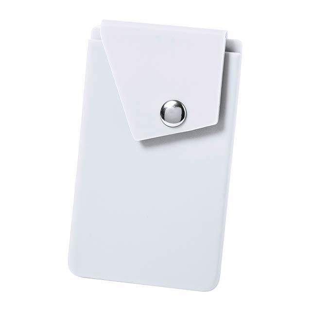 Lepol pouzdro na karty - bílá