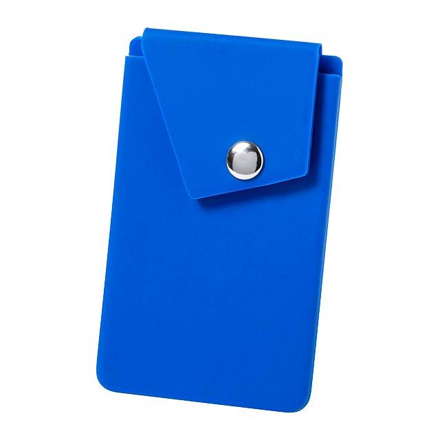 Lepol pouzdro na karty - modrá
