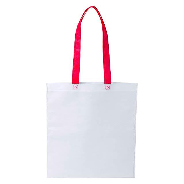 Rostar nákupní taška - červená