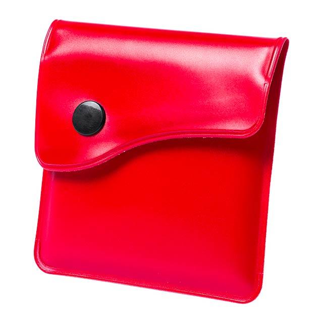 Berko kapesní popelník - červená