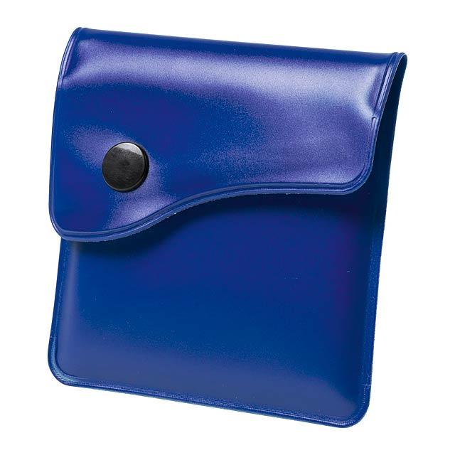 Berko kapesní popelník - modrá