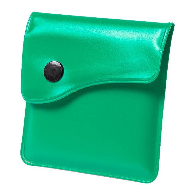 Berko kapesní popelník - zelená