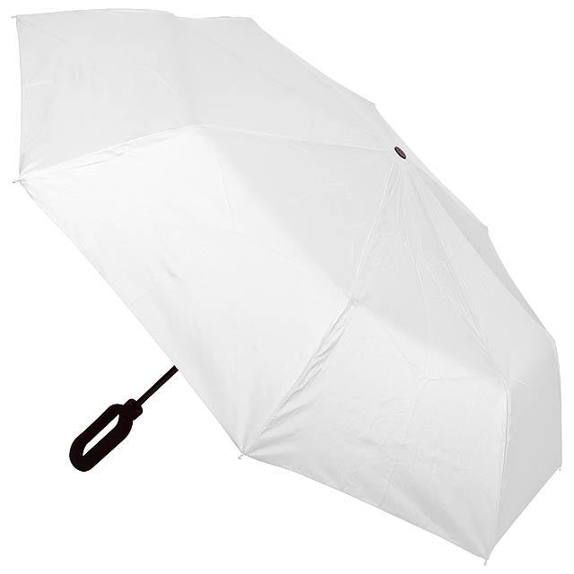 Brosmon deštník - bílá