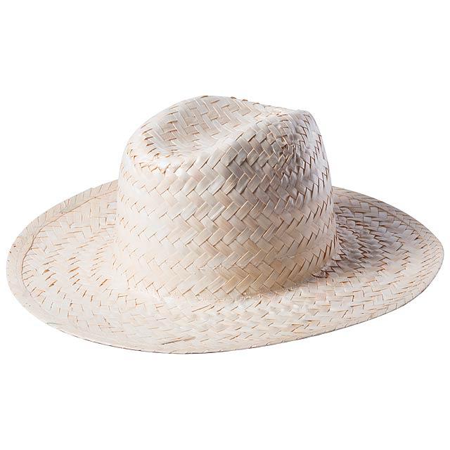 Dimsa slámový klobouk - multicolor