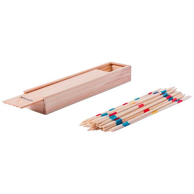 Mikado mikádo - dřevo
