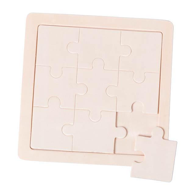 Sutrox puzzle - dřevo