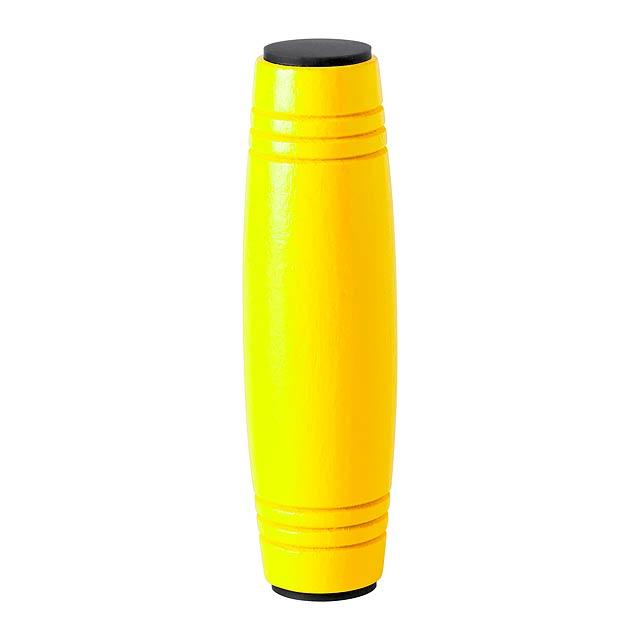 Rondux kolébající se hračka - žlutá