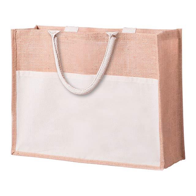 Cekon nákupní taška - béžová