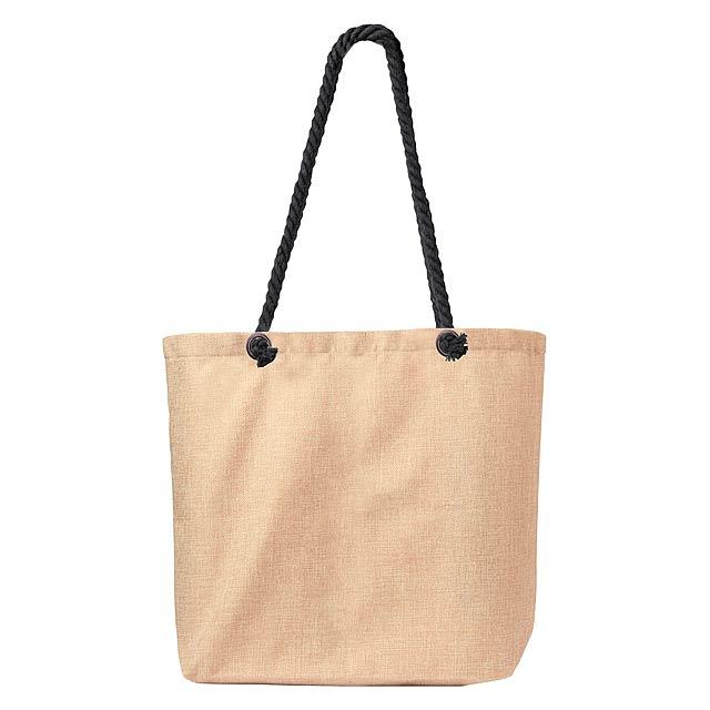 Holfox nákupní taška - černá