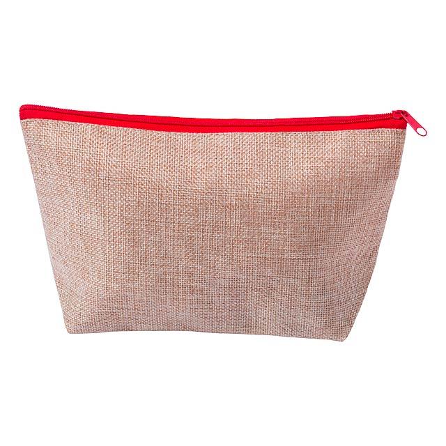 Conakar kosmetická taška - červená