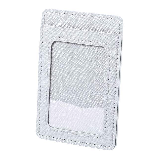 Besing pouzdro na karty - bílá