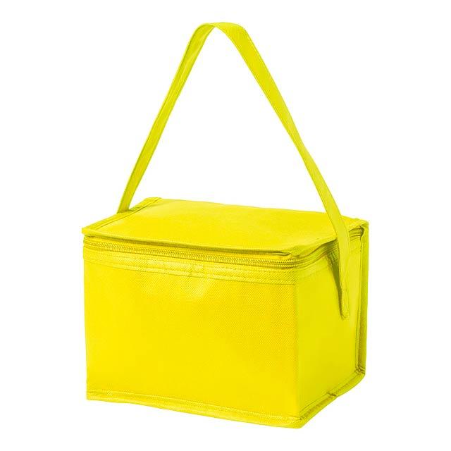 Hertum chladící taška - žlutá