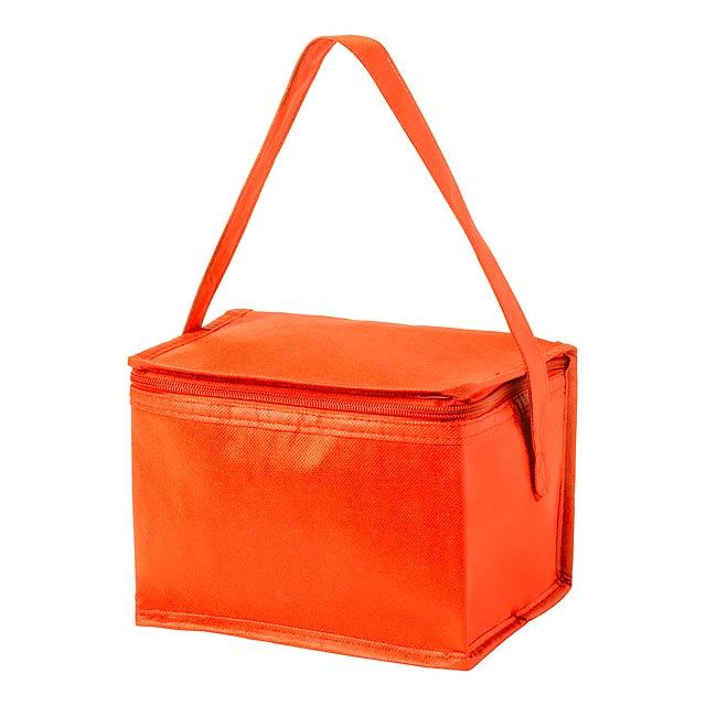 Hertum chladící taška - oranžová