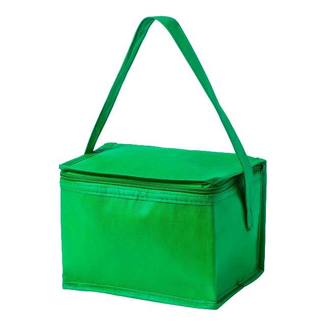 Hertum chladící taška - zelená