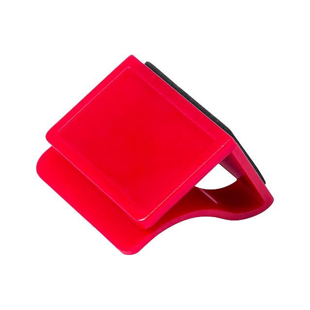 Fewek krytka na web kameru - červená