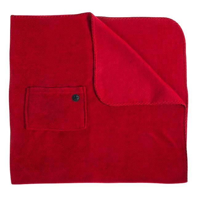 Elowin deka - červená